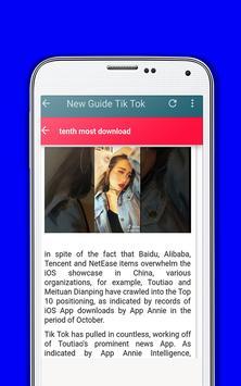 Top Guide Hits Tik Tok screenshot 6