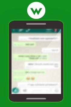 New WhatsApp Messenger App Tips poster