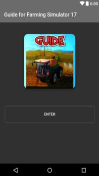 Guide Farming Simulator 2K17 poster