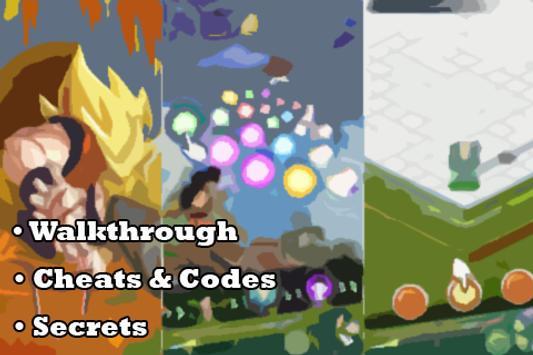 Guide for Dragon Ball Z Battle poster