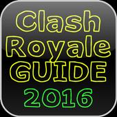 Guide Clash Royale 2016 icon
