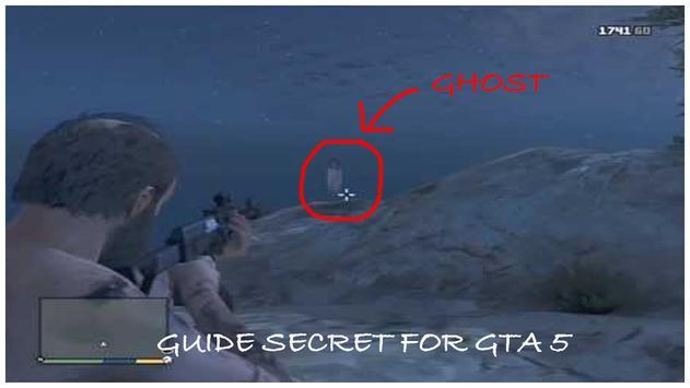 Grand Secret For GTA 5 apk screenshot