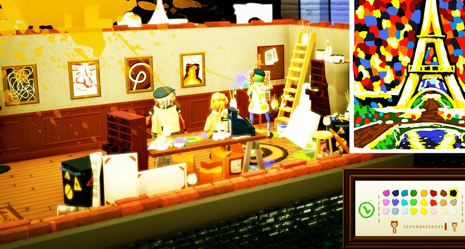 passpartout the starving artist free play online