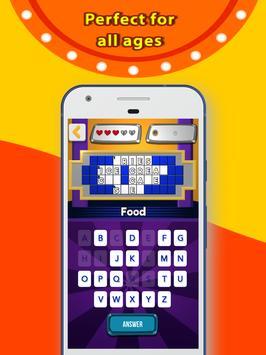 The Wheel of Fortune XD screenshot 4