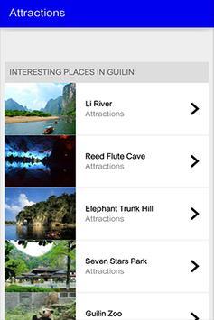 Guilin Travel Guide screenshot 1