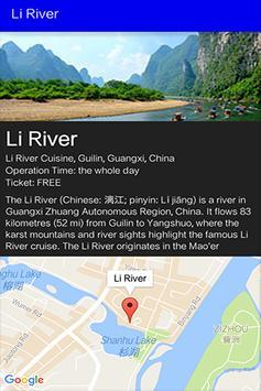 Guilin Travel Guide screenshot 2