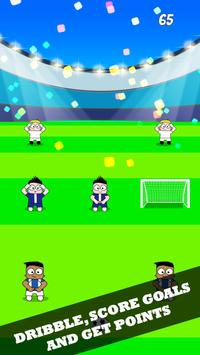 Football Rush: Mobile League screenshot 1
