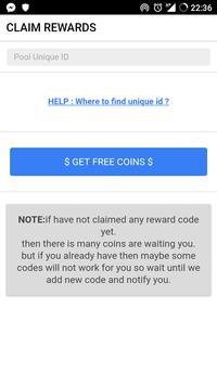 Free coins - Pool Instant Rewards screenshot 2