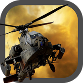 Army Cobra Rescue Helicopter icon