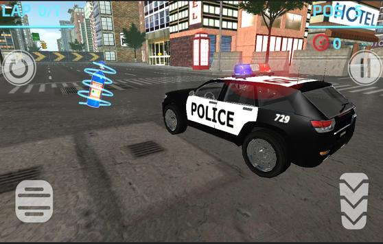 Police Car driver apk screenshot