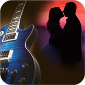 Guitar Photos Frame icon