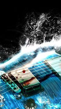Guitar Wallpaper HD 🎸 Cool Moving Backgrounds screenshot 1