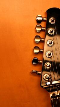 Guitar Live Wallpaper apk screenshot