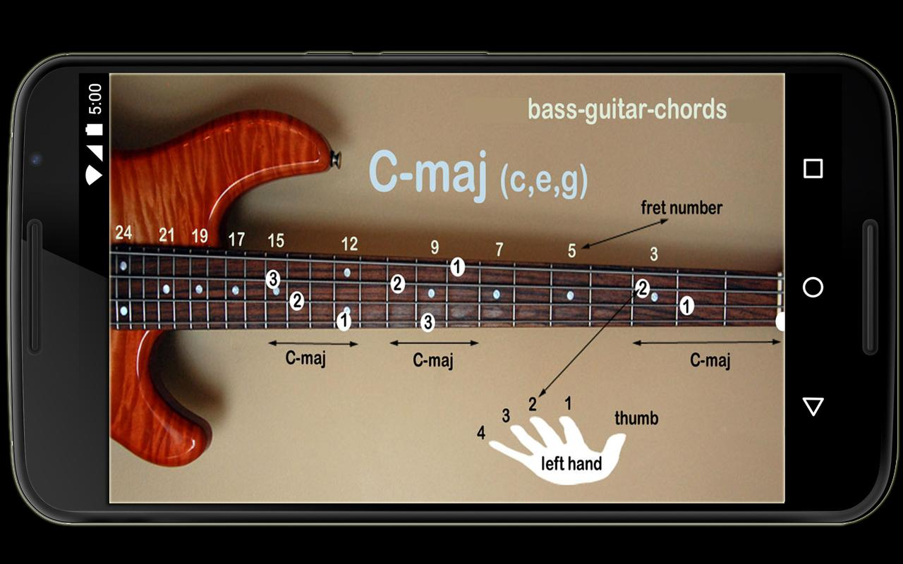 Guitar Bass Chord For Android Apk Download