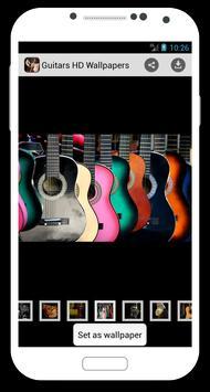 Guitars HD Wallpapers screenshot 3