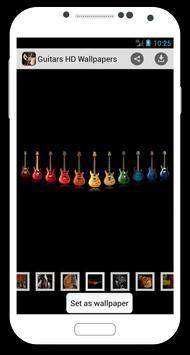 Guitars HD Wallpapers poster