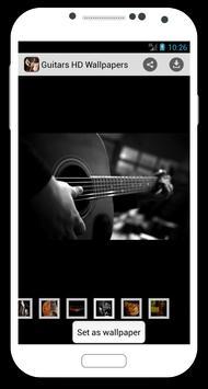 Guitars HD Wallpapers screenshot 5