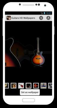 Guitars HD Wallpapers screenshot 6