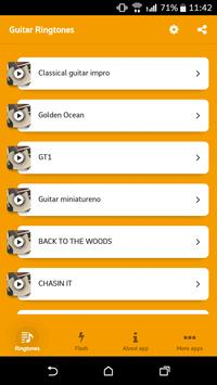 classical guitar ringtone download