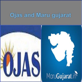 Maru gujarat & Ojas goverment job portal. icon