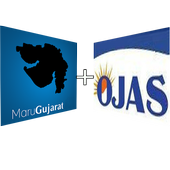 OJAS   maru gujarat government job portal icon