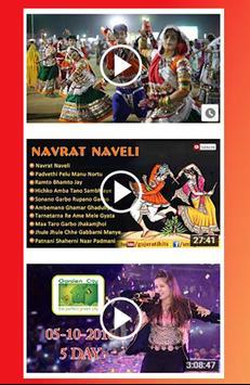 Navratri Garba poster