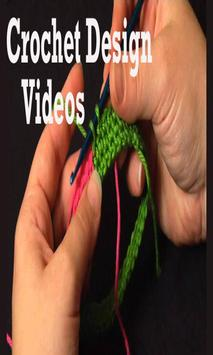 Crochet Design Pattern Idea Step By Step Video App apk screenshot