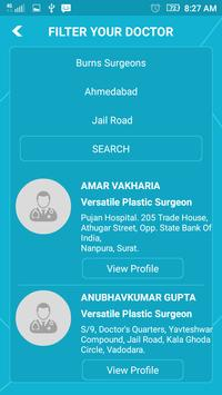 Gujarat Plastic & Cosmetic Surgery Mobile App for Android