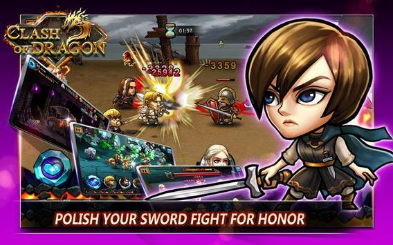 Clash of Dragon:Game ofThrones apk screenshot