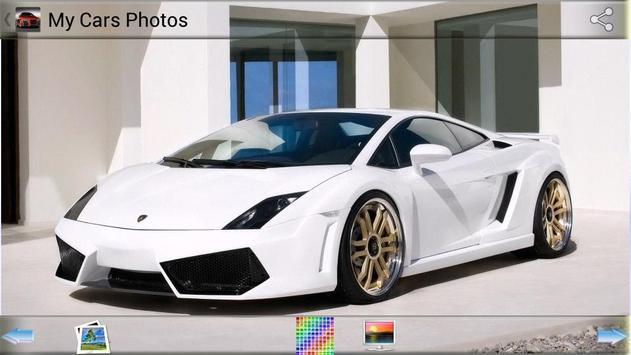 My Cars Photos poster