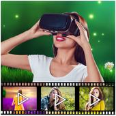 VR Player 3D Simulator icon