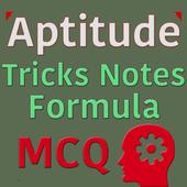 Aptitude Notes icon
