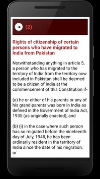 Indian Constitution screenshot 5