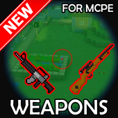 Weapons for Minecraft PE icon