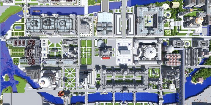 London for Minecraft PE screenshot 1