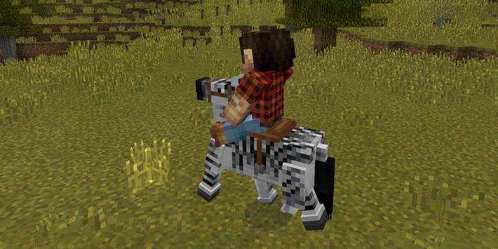 Pocket Creatures for Minecraft PE screenshot 1