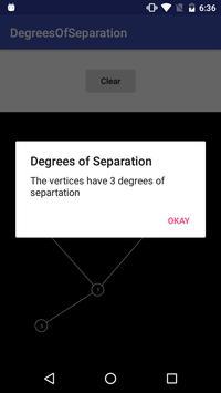 DegreesOfSeparation screenshot 1