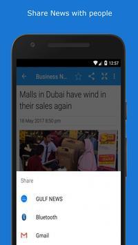 Gulf News(UAE) apk screenshot