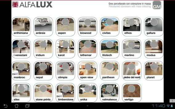 ALFALUX apk screenshot