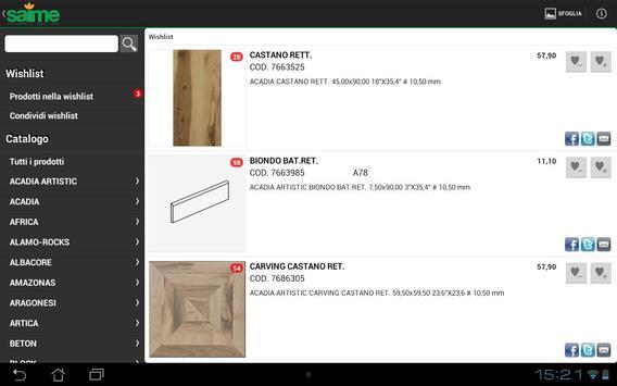 Saime ceramiche apk screenshot