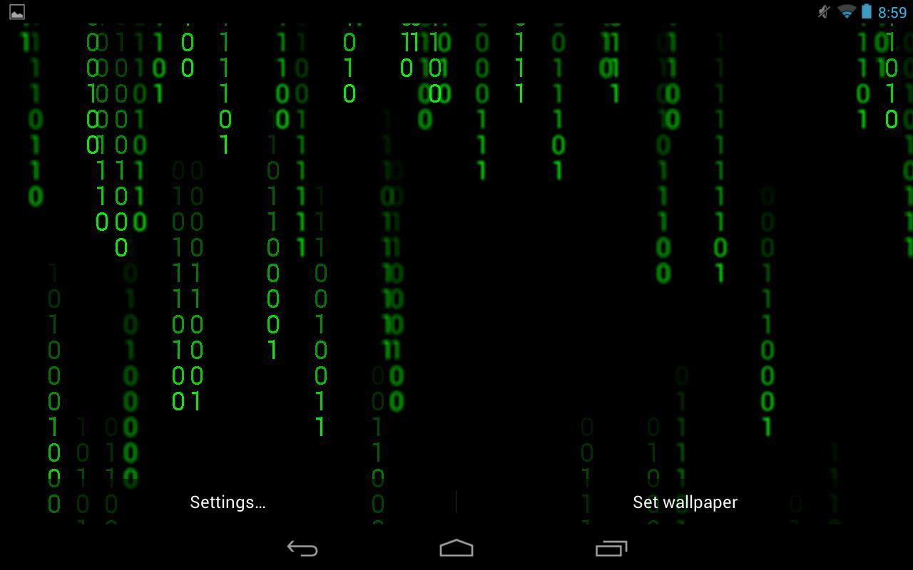 Hacker Live Wallpaper for Android - APK Download