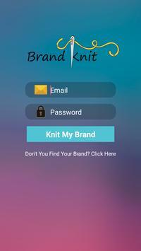 Brand Knit apk screenshot