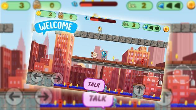 Adventure Gambol World screenshot 1