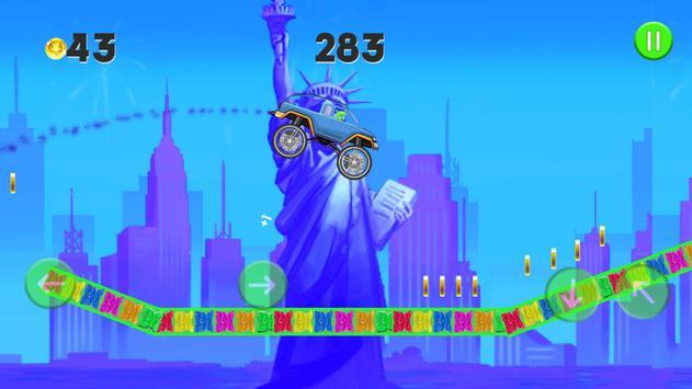 Gummy Bear Race apk screenshot