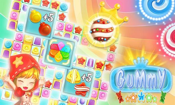 GUMMY DROP PUZZLE screenshot 2