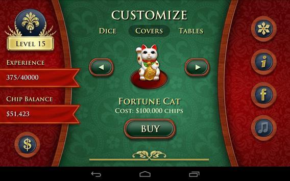 Casino Dice Game: SicBo screenshot 3