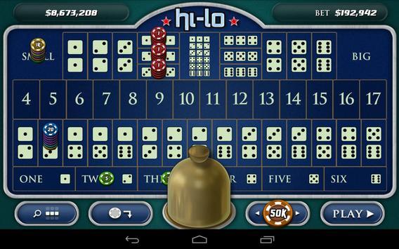 Casino Dice Game: SicBo screenshot 2