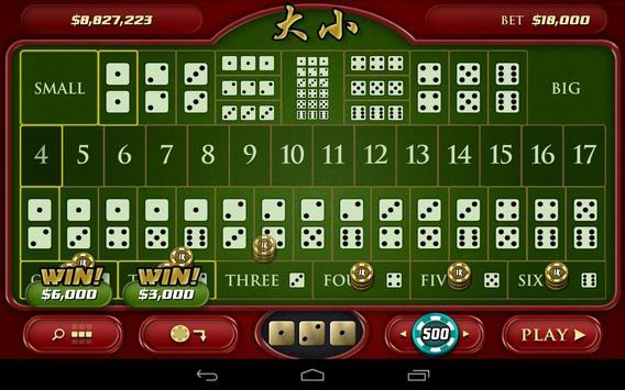 Casino Dice Game: SicBo screenshot 4