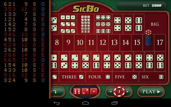 Casino Dice Game: SicBo apk screenshot
