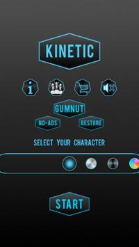 Kinetic poster